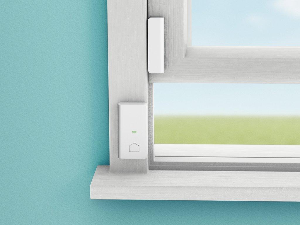 Tripper door window sensor iot internet of things for Window on a door