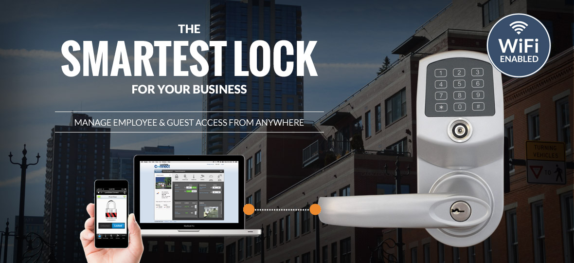 Lockstate Connected Locks And Plugs Use Iot Technology