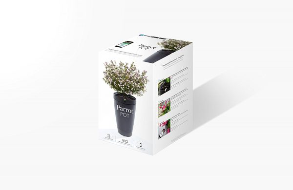 Parrot Pot - Smart, Connected Flower Pot